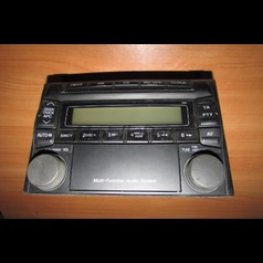 Магнитола Мазда / Mazda Radio Set DC36669S0